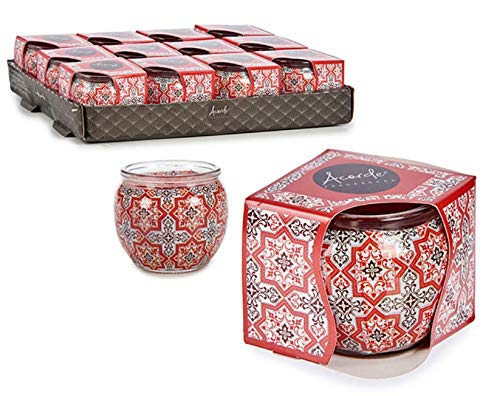 Acorde Scented Candle - Decorative Candle - Scented Candles for Home Decoration - Pomegranate