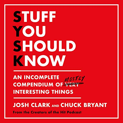Stuff You Should Know cover art