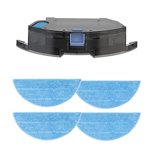 Accessori per robot aspirapolvere Serbatoio dell'Acqua Mop Panno Adatto per OKP K7 Robot Aspirapolvere Parti di Ricambio Pannelli Mopping Sweeper PALITE Pad Sostituzione