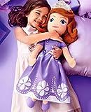 Top, nuovo originale principessa Sofia il primo Cuddle Pillow Peluche 50cm all' ingrosso