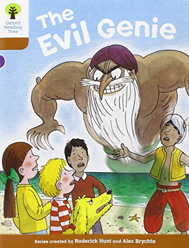 Oxford Reading Tree: Level 8: More Stories: The Evil Genieの詳細を見る