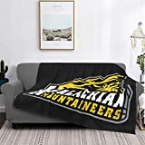 Appalachian State University Blanket Ultra Soft Micro Blanket Super Soft Lightweight Blanket for Bed Couch Living Room