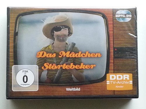 Das Mädchen Störtebeker - DDR TV-Archiv für Kinder / Weltbild / DVD
