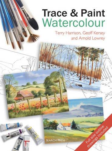 Trace & Paint Watercolour