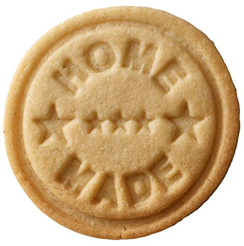Birkmann 4026883340169 Cookie Stamp Home Made 7cm, one size, Red