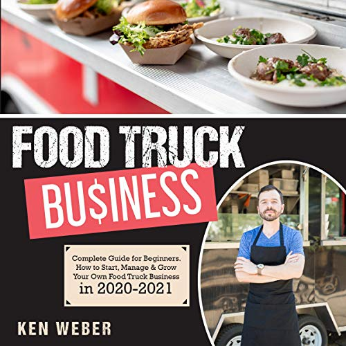 Food Truck Business cover art
