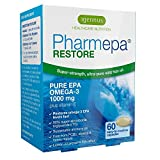 Pharmepa RESTORE Omega-3 EPA Fischölkapseln Hochdosiert
