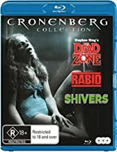 Best david cronenberg collection blu ray Reviews