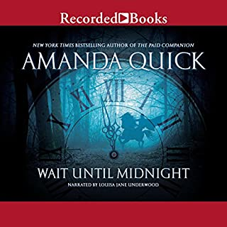 Wait Until Midnight audiobook cover art