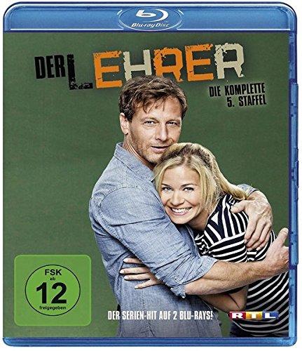 Der Lehrer - Staffel 5 [Blu-ray]