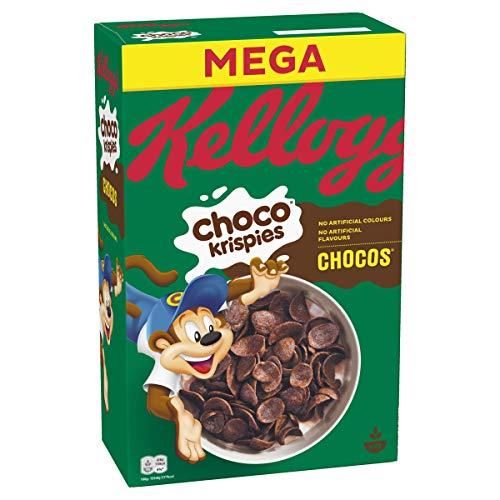 Kellogg's Choco Krispies Chocos   Frühstücks-Cerealien   Einzelpackung (1 x 700g)