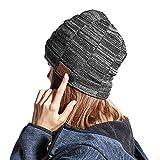 Bluetooth Sombrero Auricular Compatible con música y Llamad