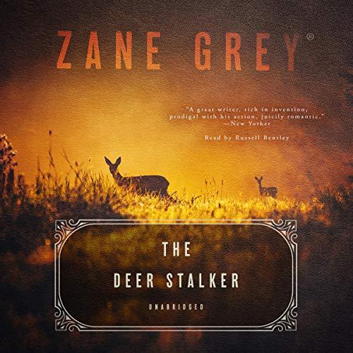 The Deer Stalker cover art
