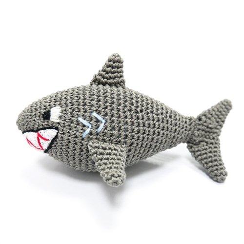 Dogo - Shark Dog Toy