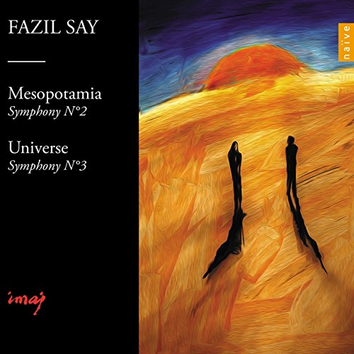 """Symphony No. 3, Op. 43 """"Universe: I. Expansion of the Universe"""