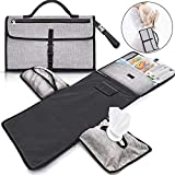 Best Diaper Changing Pad Portables - Gimars XL 6 Pockets Holding Anything Portable Ba Review