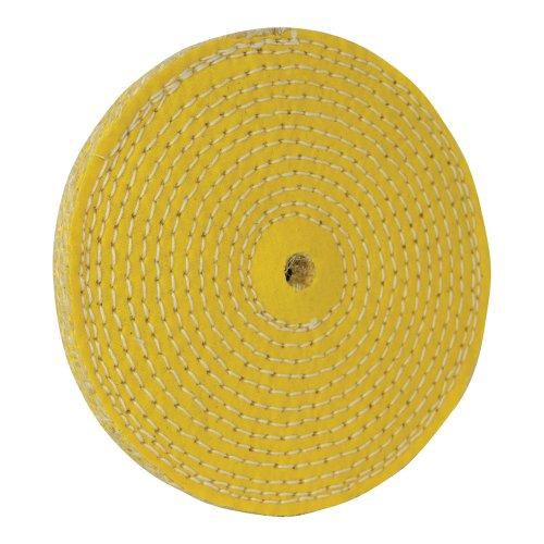 Silverline 105894 - Rueda pulidora de sisal (150 mm