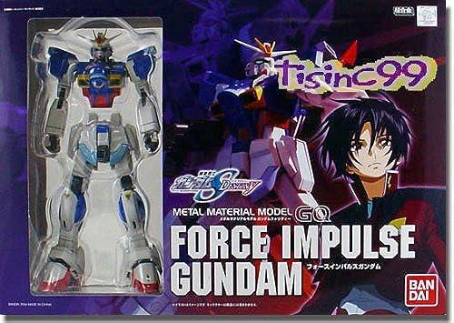 Gundam Seed Destiny Metal Material Model GQ Force Impulse Gundam