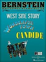 Bernstein Broadway Piano Solos: Intermediate Level Piano Solos