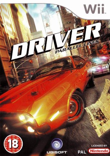 Driver: Parallel Lines (Wii) [import anglais]