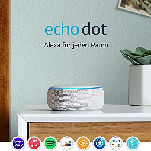 Amazon Echo Dot – Sprachassistent mit Alexa - 8