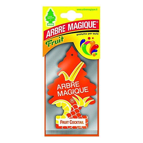 Service Best LW 1710505 Désodorisant Arbre Magique Fruit Cocktail