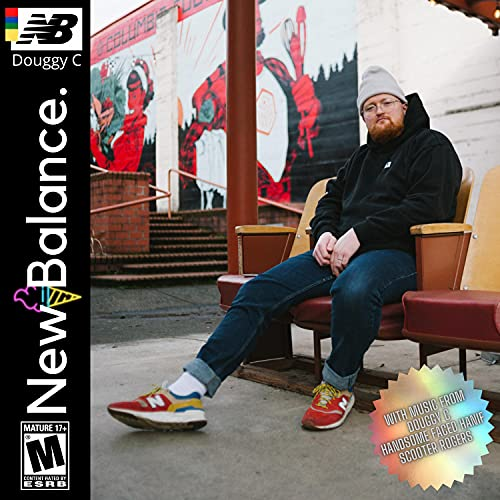 New Balance (feat. Handsome faced HANiF & Scooter Rogers) [Explicit]