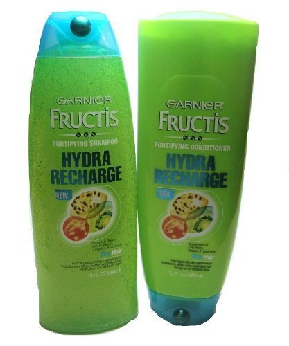 Fructis Hydra Recharge Fortifying Shampoo & Conditioner
