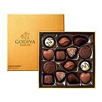 GODIVA(ゴディバ) ゴールド バロティン 14粒入り アソート チョコレート