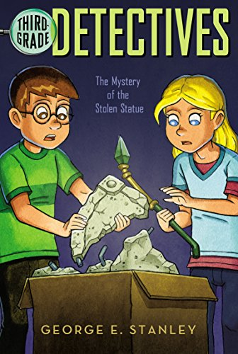 Compare Textbook Prices for The Mystery of the Stolen Statue 10 Third-Grade Detectives Repackage ed. Edition ISBN 9780689864919 by Stanley, George E.,Murdocca, Salvatore