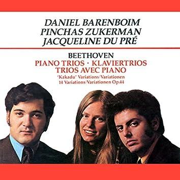 Beethoven: Piano Trios & Variations