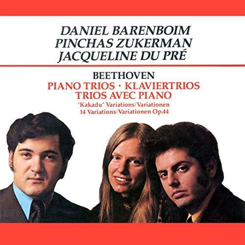 Daniel Barenboim feat. Jacqueline du Pré & Pinchas Zukerman