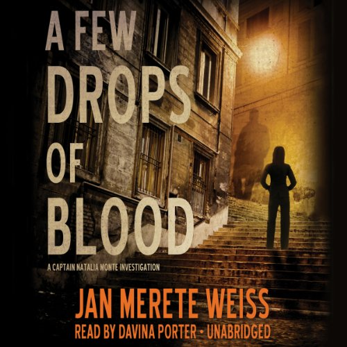 A Few Drops of Blood audiobook cover art