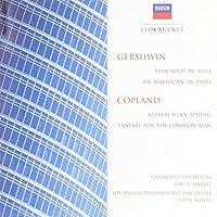 Gershwin-Rhapsody in Blue An American in Paris.