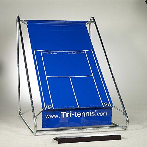 Tri-tennis Muro di Tennis (Azzurro)