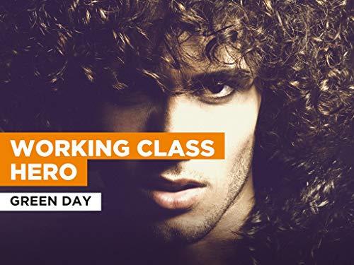 Working Class Hero al estilo de Green Day