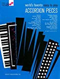 World's Favorite Easy to Play Accordion Pieces (Accordion/Melodeon)