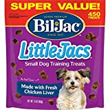 Bil-Jac Little-jacs Small Dog Treats 16oz (2 Pack)