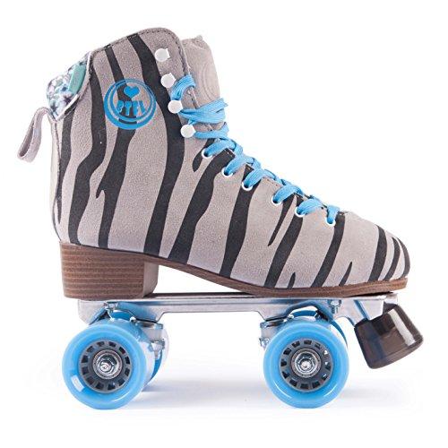 Discoroller Rollerskates BTFL Trends- Rollschuhe f/ür Damen M/ädchen