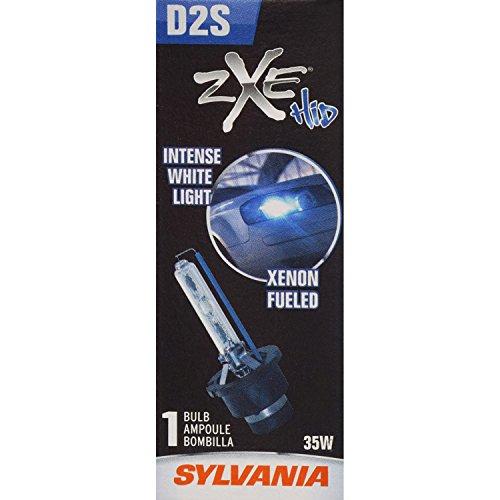 SYLVANIA D2S zXe High Intensity Discharge (HID) Headlight Bulb (Contains 1 Bulb)