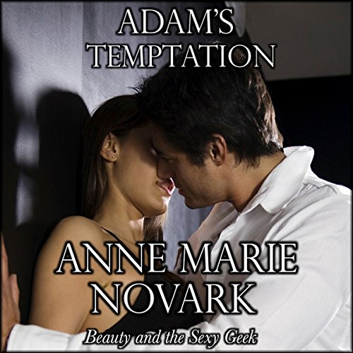 Adam's Temptation audiobook cover art