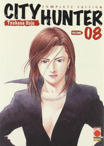 City Hunter (Vol. 8)
