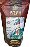 Espresso Royale Coffee, Fogcutter, medium dark. 1lb bag, whole bean