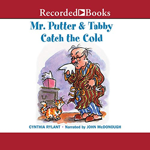 Mr. Putter and Tabby Catch the Cold  By  cover art
