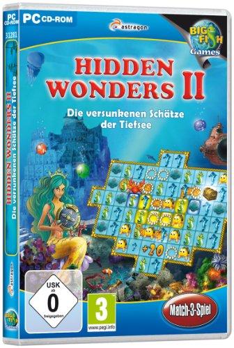 Hidden Wonders 2: Die versunkenen Schätze der Tiefsee [Importación alemana]