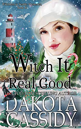 Witch It Real Good (Witchless In Seattle Mysteries Book 10)