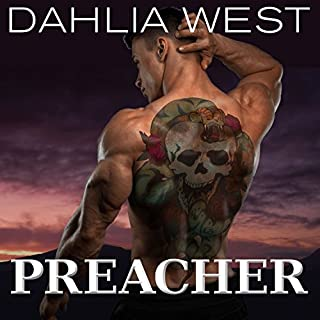 Preacher audiobook cover art