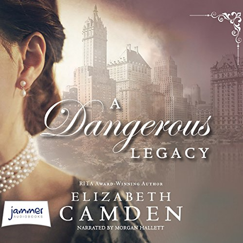 A Dangerous Legacy audiobook cover art