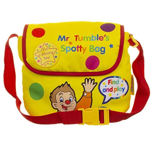 Mr Tumble 1163 Spotty Activity Bag Surprise, gelb