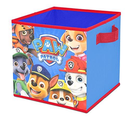 Nickelodeon Paw Patrol Storage Cube